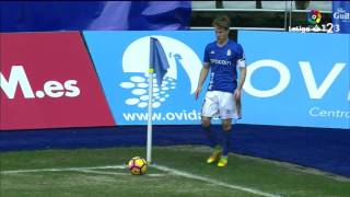 Resumen de Real Oviedo vs RCD Mallorca (2-1)