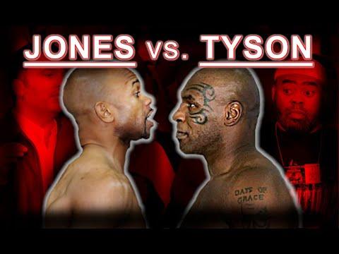 The Best Mike Tyson Vs Roy Jones Jr Poster