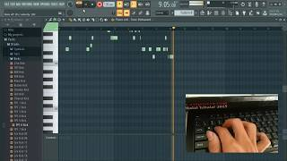 SALAH APA AKU • (tutorial dasar FRUITY LOOP tanpa KBD controller)