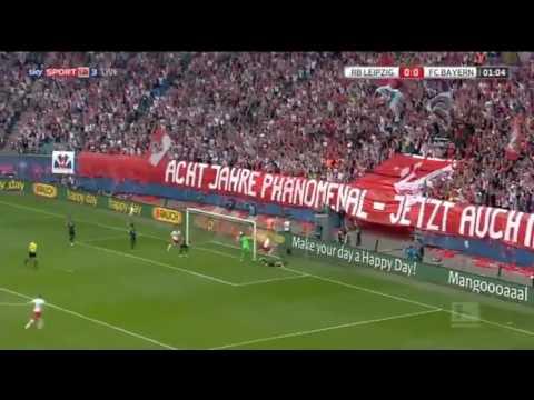 Highlights von Leipzig vs. Bayern München 4:5