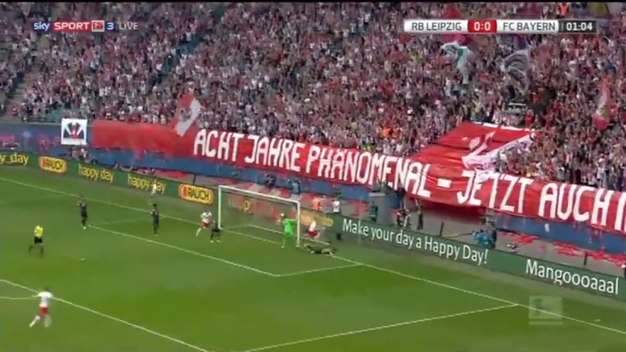 Bayern Leipzig 5 4 Highlights