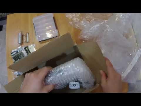 Распаковка посылки от интернет магазина SpinningLine № 5-6