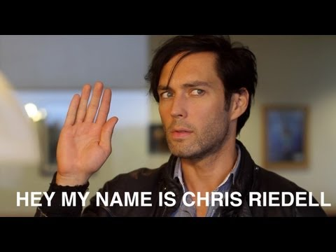 Hey My Name Is Chris Riedell