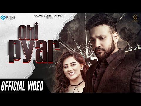 ohi-pyar-(official-video)|-shashank-|-music-nasha-|-hammy-muzic-|-gauvin's-entertainment