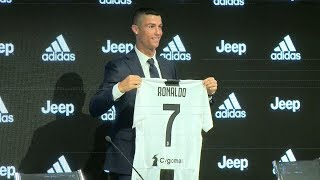 Portuguese Ace Ronaldo Motivated for New Challenge in Italy