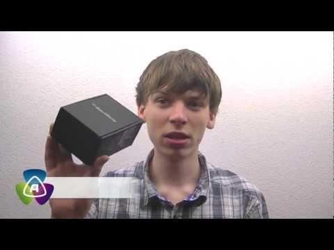 BlackBerry Curve 9380 unboxing