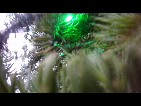 Multicopter parachute eject tube flight test No 2 - 2.5m^2