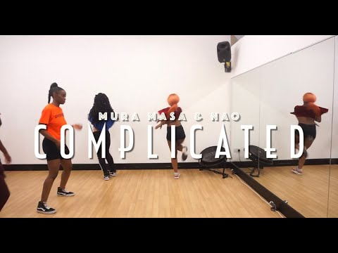 Mura Masa &  Nao - Complicated  | ZINNYxChoreography
