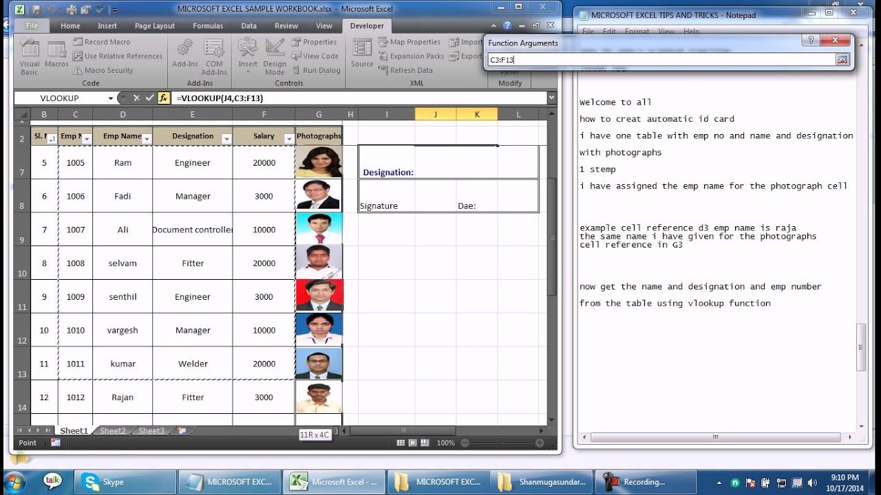 How To Link Email Id In Excel