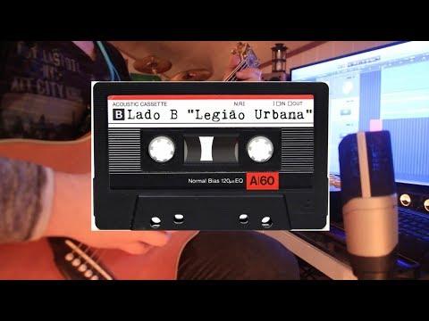 """Lado B """"Legião Urbana"""" 10 Músicas Nem Tão Conhecidas - Fabio Lima"""