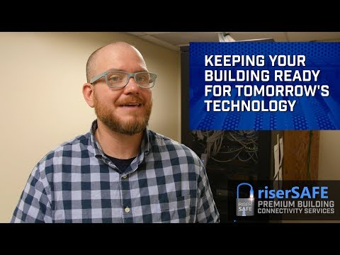 Keeping Buildings Ready For Technology Tenants Will Want Tomorrow