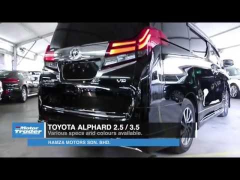 MT Cars: Toyota Alphard 2.5 / 3.5