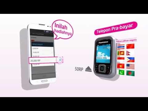 Global Call App - Kirim hadiah