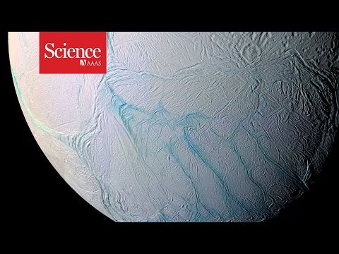 Hydrogen found in plumes on Saturn's moon Enceladus