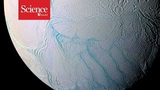 Hydrogen found in plumes on Saturn's moon Enceladus