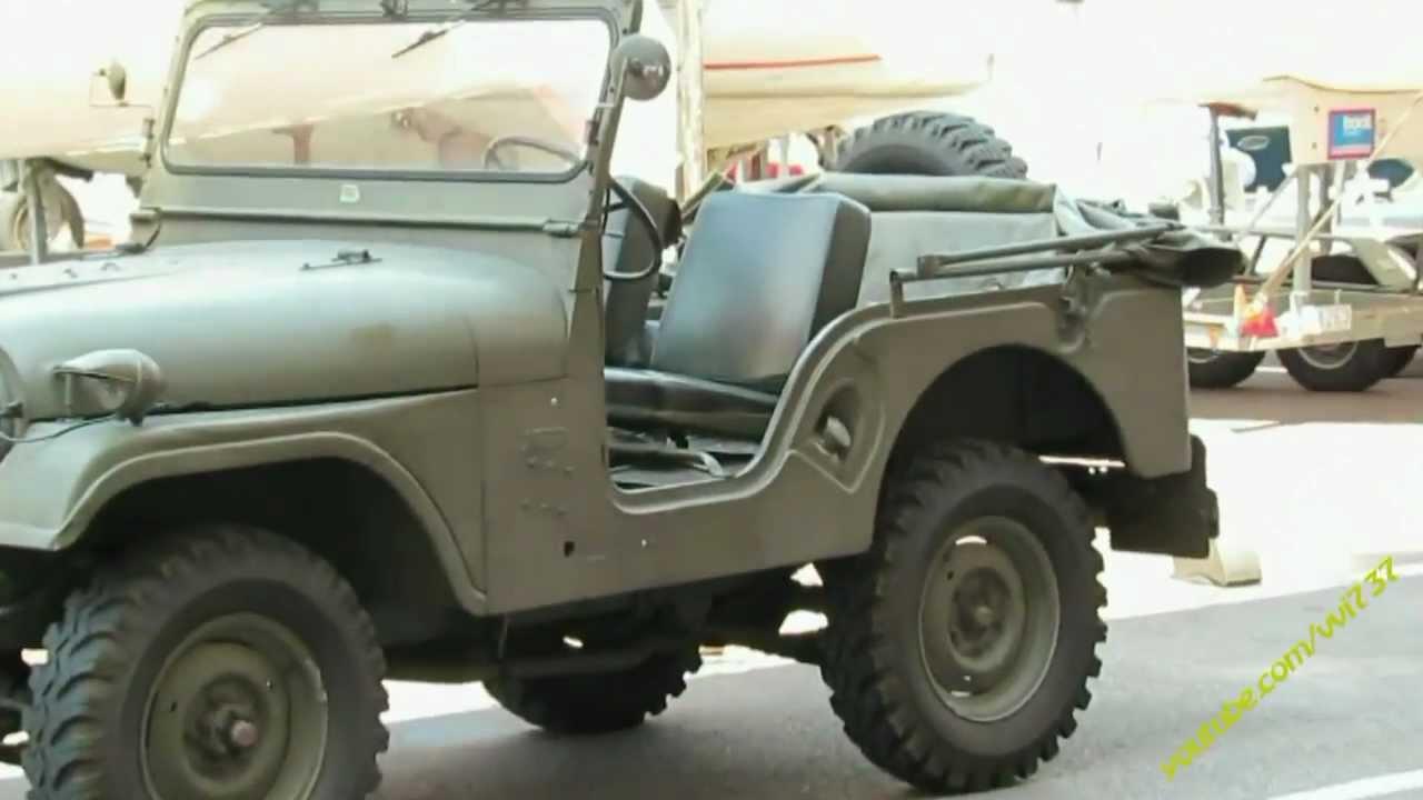 Kaiser Jeep 4x4 Cj Cj 5 Youtube