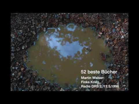 52 Beste Bücher: Martin Walser