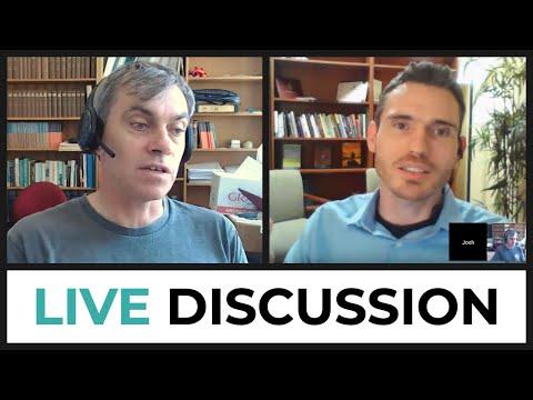 "Graham Oppy, Josh Rasmussen Discuss ""The Origins of Reality"""