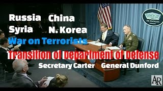 sec carter gen dunford w cc 1 10 17 on transition of department of defense press briefing