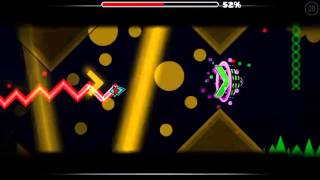 Nivel hecho en 3 horas! | Huper Dream | Geometry Dash | Pakmansanchez01
