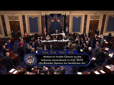 Senate Rejects Bipartisan Immigration Bill