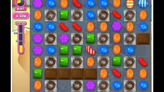 Candy Crush Saga Level 166 - 1 Star No Boosters