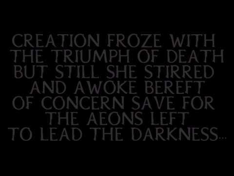 Cradle of Filth - Saffron's Curse Lyrics