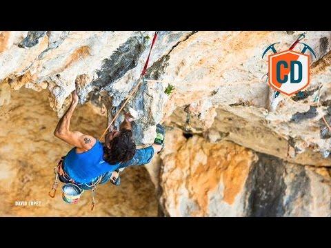 Dani Andrada Climbs 9b/5.15b At 40 | Climbing Daily, Ep. 610