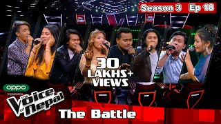 The Voice of Nepal Season 3 - 2021 - Episode 18 (The Battles)