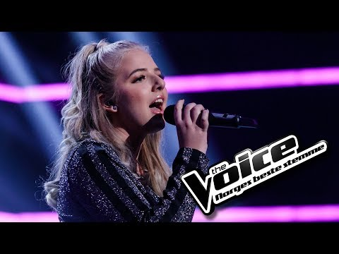 Andrea Santiago Stønjum - Chained To The Rythm | The Voice Norge 2017 | Live show