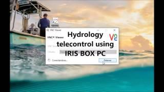 1  IRIS BOX PC APPLICATION: HYDROLOGY TELECONTROL