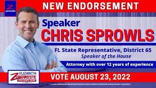 Chris Sprowls, Esq.