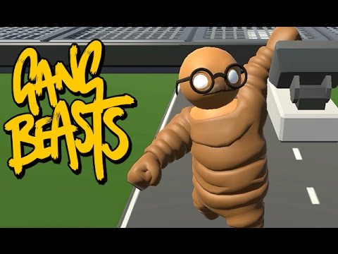 GANG BEASTS - You Wanna Hang Out Sometimes?
