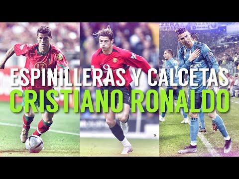CRISTIANO RONALDO | ESPINILLERAS Y CALCETAS | #CR7 #THEBEST Siiu! thumbnail