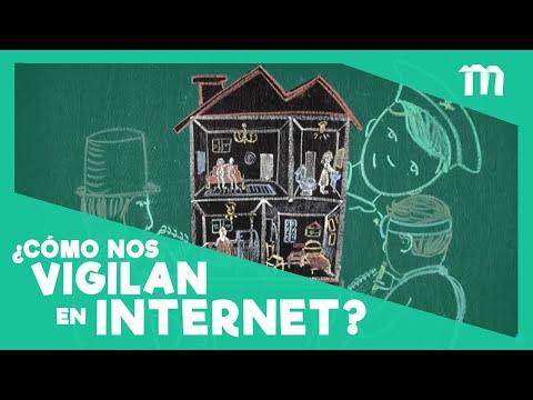 ¿Cómo nos vigilan en internet?