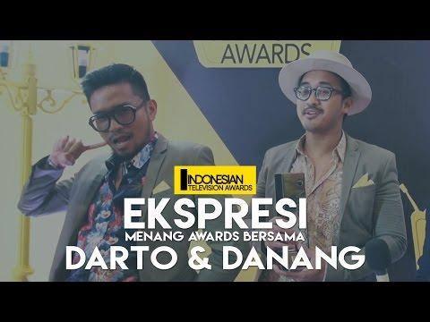 Cover Lagu Ekspresi Menang Awards - Danang & Darto