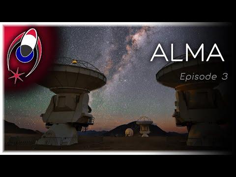 ALMA : UN RADIO-TÉLESCOPE MYSTÉRIEUX