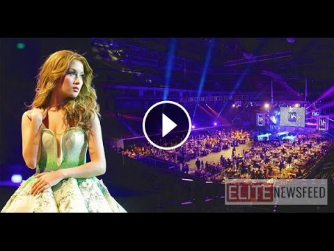 This Girl Celebrated Her Most Luxurious 18th Birthday At The Mall Of Asia (MOA) Arena