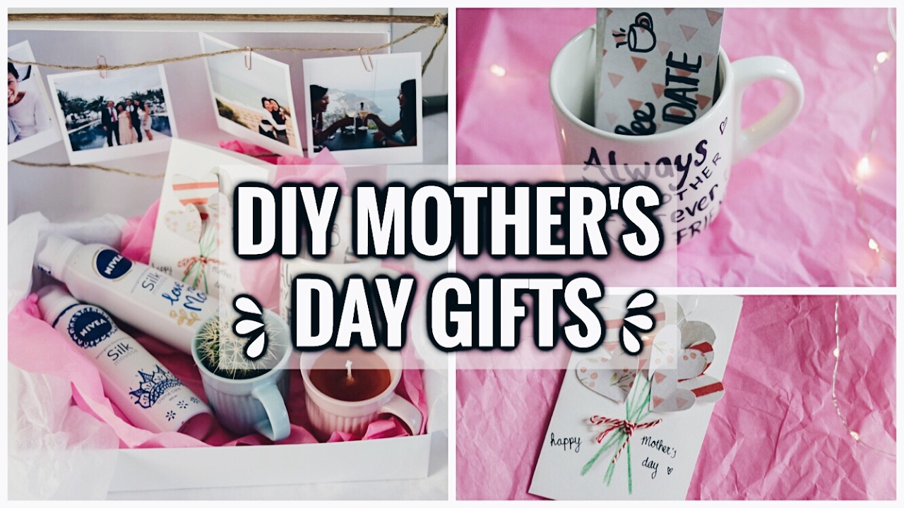 Handmade Mother's Day Gift Ideas || Easy & Inexpensive