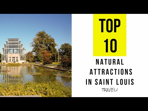 Top 10  Natural Attractions in Saint Louis, Missouri. Nature and Parks