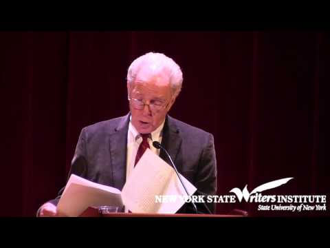 William Kennedy on the history of Albany journalism (2013)