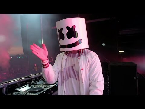 Marshmello - Wonderwall Vs Tremor Vs Purple Lamborghini | Live At Balaton Sound Festival 2017