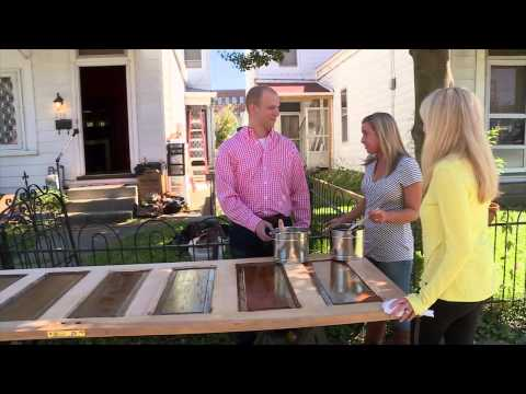 """Shotgun Shack"" episode of FIx It and FInish It with Nicki Huggins"