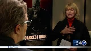 Gary Oldman getting Oscar buzz for 'Darkest Hour' performance