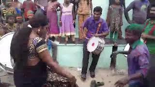 S. Rajampet vinayaka chavithi nimajjanam special dance