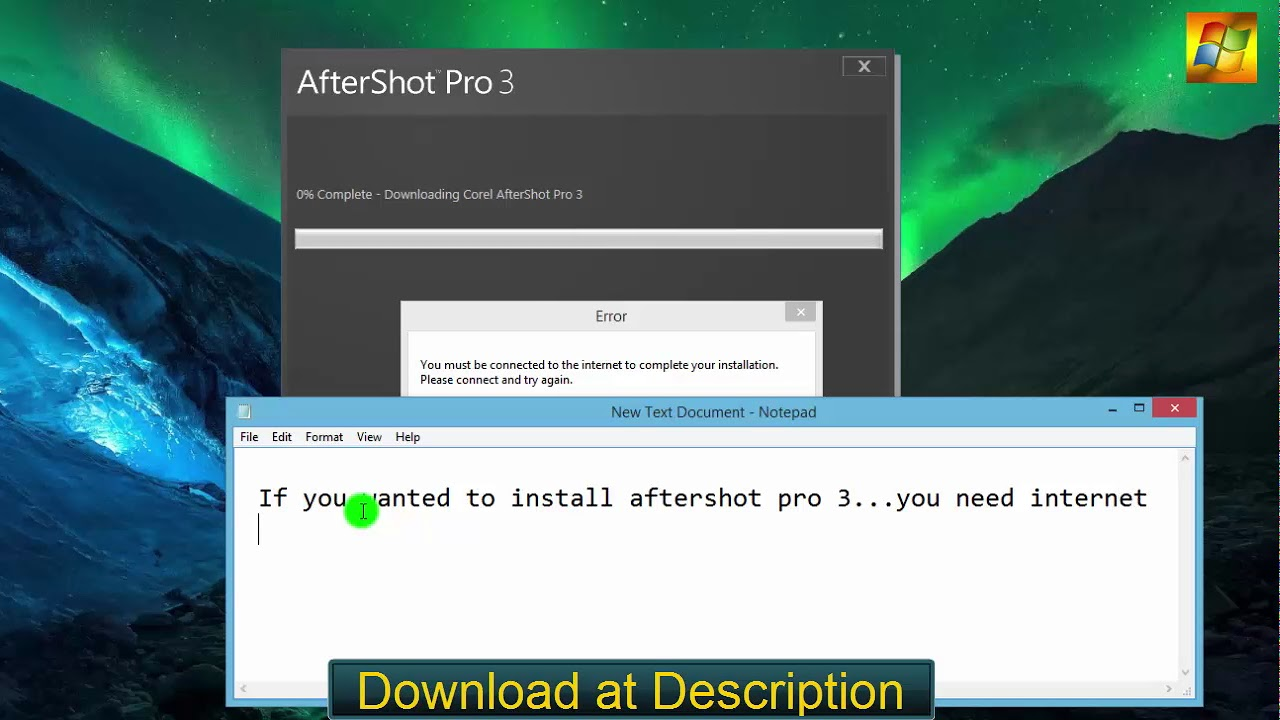 corel aftershot 3 free download