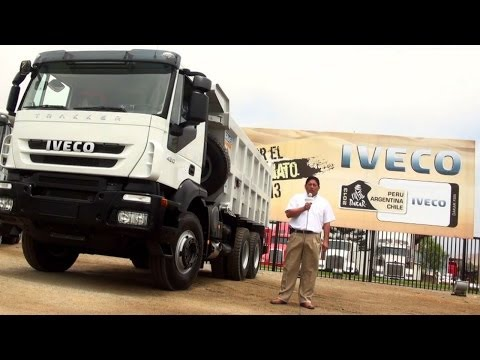 Iveco Trakker 2012 l Video en Full HD l Presentado por BUSESYCAMIONES.pe