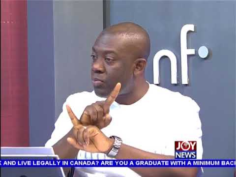 Row over cost of MMI deal - Newsfile on JoyNews (19-5-18)