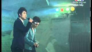 Em Luôn Ở Trong Tâm Trí Anh - The Men [LIVE]