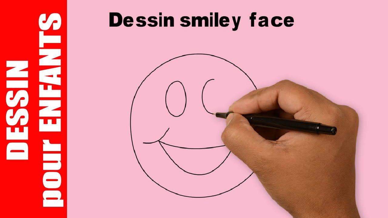 Dessin smiley face en 40s comment dessiner smiley face - Smiley a dessiner ...